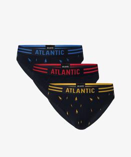 3-pcs Men's Briefs Atlantic